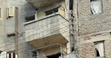 بالصور.. قارئ يشكو من سقوط وتدهور منزله بشارع بورسعيد فى المنزله بالدقهلية
