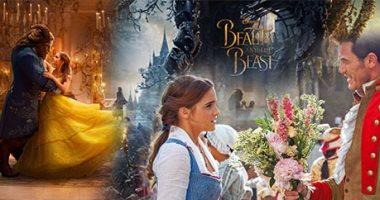 المملكة المتحدة تسجل أعلى إيرادات لفيلم Beauty and the Beast بالسوق الأجنبية