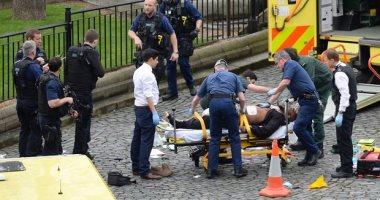 الشرطة البريطانية تعلن مقتل 4 أشخاص فى الهجوم الإرهابى على مجلس العموم