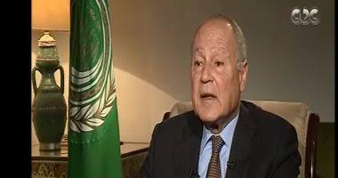 أمين عام الجامعة العربية يكشف: 900 مليار دولار تكلفة إعادة إعمار سوريا