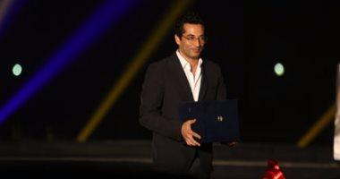 عمرو سعد يحيى الذكرى الـ 12 لوفاة النجم الراحل أحمد زكى
