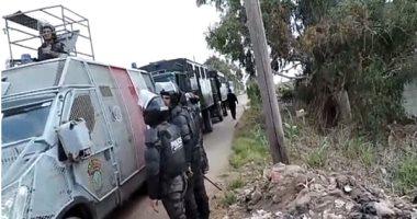ضبط 738 قضية مخدرات بحملات أمنية مكبرة -