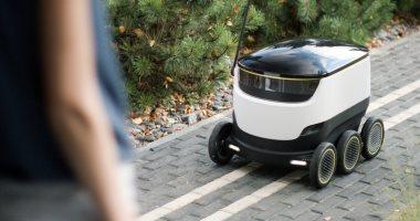 بالصور.. روبوت جديد لتوصيل الطعام للمنازل