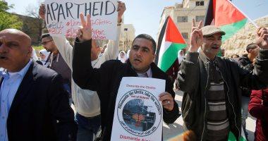 فلسطينيون يعتزمون إقامة خيام قرب الحدود مع إسرائيل للمطالبة بحق العودة
