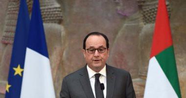 رئيس فرنسا السابق: ماكرون ينقصه الكثير.. وآسف لأننى لم أترشح فى 2017