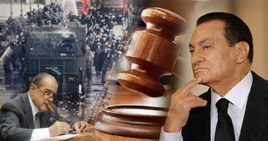 اليوم.. نظر طعن مبارك والعادلى على تغريمهما بتهمة قطع الاتصالات