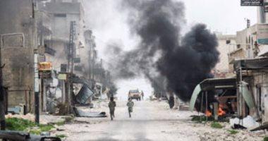 الدفاع الروسية: رصد 12 حالة لانتهاك وقف إطلاق النار فى سوريا خلال 24 ساعة  -