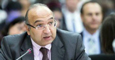مندوب مصر بالأمم المتحدة: إجراءات الرباعى ضد قطر ردا على دعمها الإرهاب