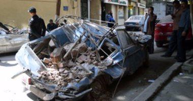 """مصرع 4 أشخاص وإصابة 8 آخرين فى حادثين متفرقين بـ""""صحراوى بنى سويف"""""""