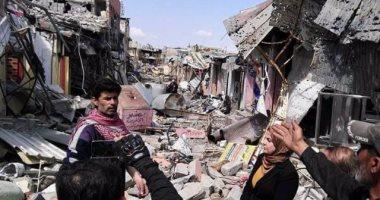 مقتل صحفى عراقى وإصابة 3 فرنسيين فى انفجار لغم بالموصل