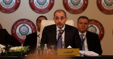 وزير الخارجية الأردنى يبحث مع نظيرته الإسبانية سبل منع خطة الضم الإسرائيلية