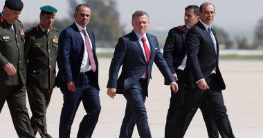 ملك الأردن يتبادل التهانى مع عدد من القادة العرب بمناسبة حلول شهر رمضان