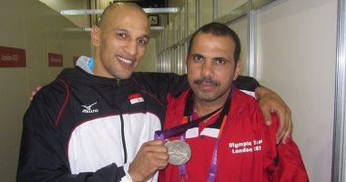 أشرف حافظ يعتذر عن تدريب بطل المصارعة بسبب العقد