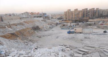 """شكوى من قيام أحد الأفراد بالتعدى على """"مجرى السيول"""" بقرية فى المنيا"""