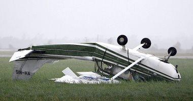مصرع شخصين فى تحطم طائرة خفيفة غرب النمسا