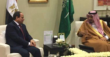 مصادر: الرئيس السيسى فى الرياض الأحد للقاء الملك سلمان