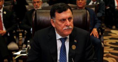وفد ليبى يضم حكومة الوفاق يصل القاهرة لبحث حلول سلمية للأزمة الليبية
