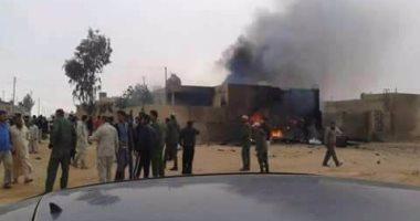 عضو بالحركة الوطنية الليبية: الهجوم على قاعدة