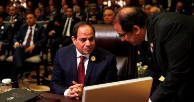 السيسي: تحديات الأمة العربية جسيمة وتستهدف وحدة ومقدرات الشعوب العرب