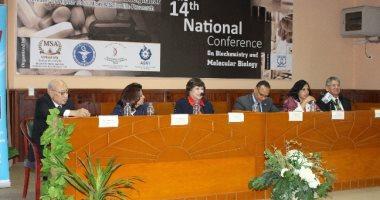 """محمود صقر ونوال الدجوى يفتتحان مؤتمر """"صيدلة MSA"""" حول تكنولوجيا الدواء"""
