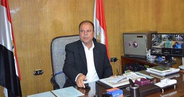 مساعد محافظ كفر الشيخ: جارى إزالة 300 حالة تعد على حرم السكة الحديد