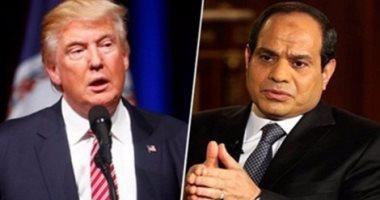 السيسى ترامب جديد العلاقات المصريه الأمريكيه 2017 201703310553325332.j