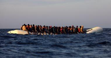 قارب مهاجرين ـ صورة أرشيفية
