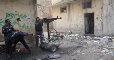 إصابات إثر هجوم مسلح لعناصر داعش على ملعب كرة قدم بالشرقاط العراقية