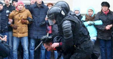 الداخلية البيلاروسية تعلن التصدى لأنشطة المحتجين فى برست