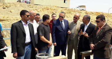 قارىء يشكو انقطاع المياه بمنطقة الجبانة الغربية فى الجيزة