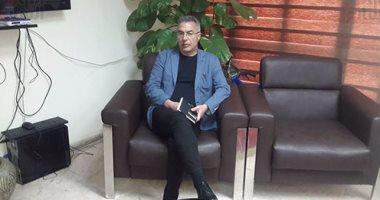 إيناسيو يصل الزمالك للاجتماع مع مرتضى منصور