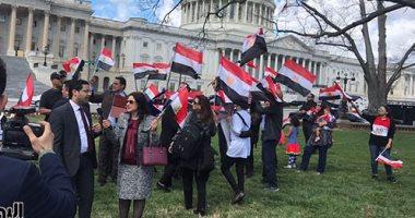 الجايه المصرية بأمريكا