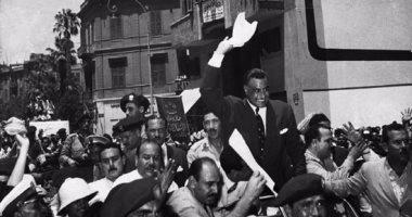 فى القصيدة .. جمال عبد الناصر لا يموت ابدا