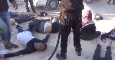 منظمة حظر الأسلحة الكيميائية: غاز السارين استخدم قرب اللطامنة فى سوريا