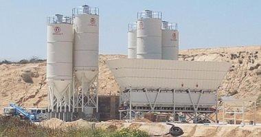 """رئيس شئون البيئة ببني سويف: لا انبعاثات ضارة من مصنع الأسمنت """"تيتان"""""""