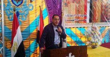 وزير الإسكان: 54 مليون دولار تحويلات للمصريين بالخارج لحجز الأراضى والشقق