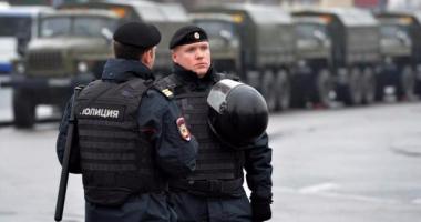 الشرطة الروسية تعتقل المعارض نافالنى فى مداهمة بموسكو