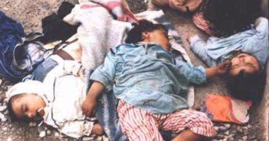 """فى ذكرى مذبحة """"بحر البقر"""".. 10 صور هزت العالم للأطفال فى تاريخ الحروب"""