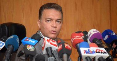 وزير النقل يتفقد اليوم الطريق الدائرى الإقليمى لمتابعة معدلات تنفيذه