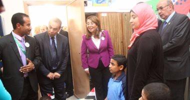 """غادة والى: الرئيس السيسي لديه اهتمام كبير بحماية """"أطفال بلا مأوى"""""""