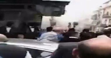 انفجار بجوار الكنيسة المرقسية فى الإسكندرية يخلف 3 مصابين