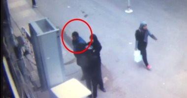 أول فيديو يكشف انتحارى تفجير الكنيسة المرقسية بالإسكندرية