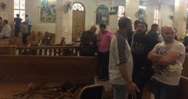 استشهاد أحد مصابى كنيسة مارجرجس داخل إحدى مستشفيات ألمانيا متأثرا بإصابته