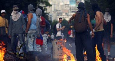 الاضطرابات فى فنزويلا