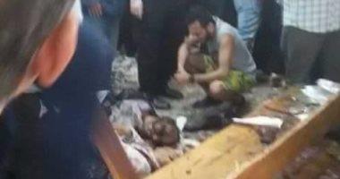 الصحة: 21 وفاة و 59 مصابا حتى الآن فى انفجار كنيسة طنطا