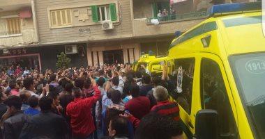 مستشار وزير الصحة: 26 شهيدا و71 مصابا حتى الآن فى حادث كنيسة طنطا