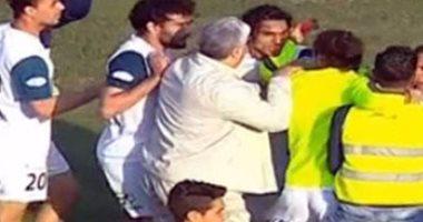 إيقاف صلاح سليمان وعمرو مرعى مباراتين بعد أحداث مباراة طنطا