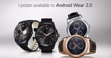 LG تؤكد وصول Android Wear 2.0 لساعات Watch R وWatch Urbane