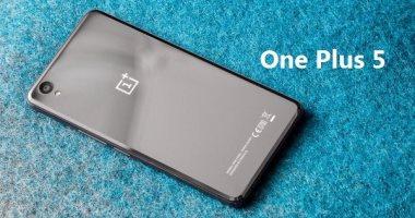 وان بلس تدعم هاتفها الجديد Oneplus 5 ببطارية قوية و3 خيارات للألوان