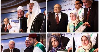 مصر والمغرب وبنجلايش يحصدون المراكز الأولى بالمسابقة العالمية للقرآن